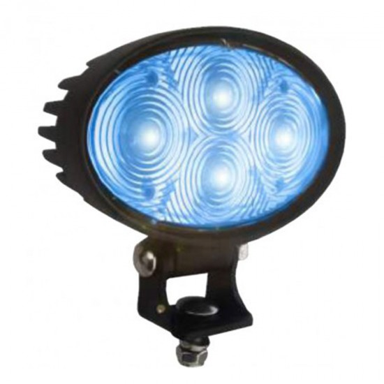 Luz Led Azul Advertencia  THU-P8080