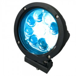 Luz Led Azul Advertencia  THU-P8095