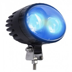Luz Led Azul Advertencia  THU-P9050