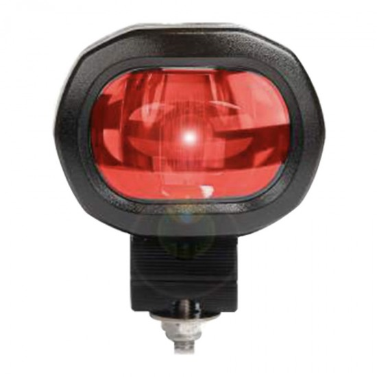 Luz Led ROJA Advertencia LINEA  THU-P9990