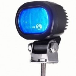 Luz Led Azul Advertencia THU-XRL1081L AZ